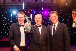 Bristol Forklifts Win Customer Focus Award